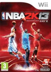 2K Games NBA 2K13 (Wii)