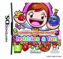 505 Games Cooking Mama World Hobbies & Fun (Nintendo DS)