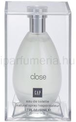 GAP Close EDT 50ml