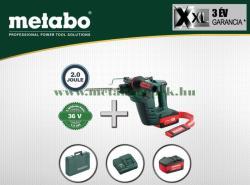 Metabo BHA 36 LTX