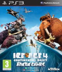 Activision Ice Age 4 Continental Drift Arctic Games (PS3)