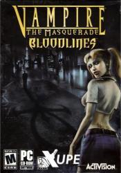 Activision Vampire The Masquerade Bloodlines (PC)