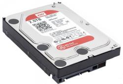 "Western Digital Red 3.5"" 2TB 5400rpm 64MB SATA3 WD20EFRX"