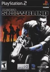 Sony Project Snowblind (PS2)