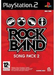 MTV Games Rock Band Song Pack 2 (PS2)
