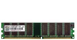 Transcend JetRAM 1GB DDR 400MHz JM388D643A-5L