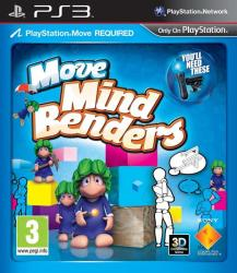 Sony Move Mind Benders (PS3)