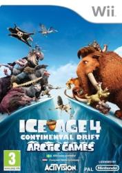 Activision Ice Age 4 Continental Drift Arctic Games (Wii)