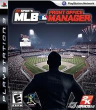 2K Games Mlb Front Office Manager (PS3)
