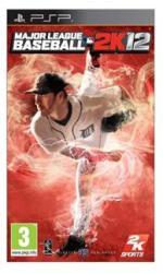 2K Games Major League Baseball 2K12 PSP