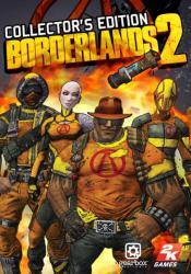 2K Games Borderlands 2 [Deluxe Vault Hunter's Collector's Edition] (PC)