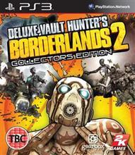 2K Games Borderlands 2 [Deluxe Vault Hunter's Collector's Edition] (PS3)