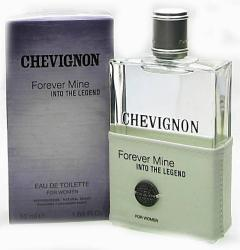 Chevignon Forever Mine Into The Legend EDT 100ml