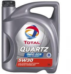 Total 5W30 Quartz Ineo ECS (5 L)