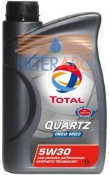 Total 5w30 Quartz Ineo Mc3 1L