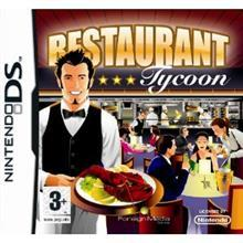 Foreign Media Restaurant Tycoon (Nintendo DS)