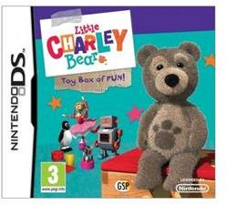 Avanquest Software Little Charlie Bear Toy Box of Fun (Nintendo DS)