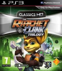 Sony Ratchet & Clank Trilogy [Classics HD] (PS3)