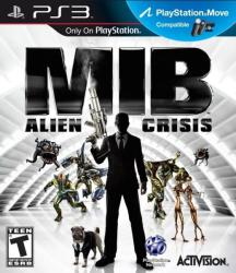 Activision MIB Alien Crisis (PS3)