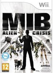 Rockstar Games MIB Alien Crisis (Nintendo Wii)