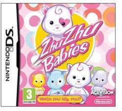 Activision ZhuZhu Babies (Nintendo DS)