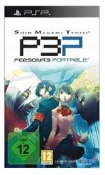 Atlus P3P Shin Megami Tensei Persona 3 Portable [Collector's Edition] PSP