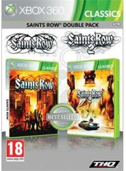 THQ Saints Row Double Pack (Xbox 360)