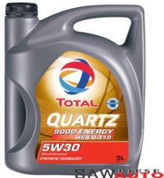 Total QUARTZ 9000 HKS 5W30 5L