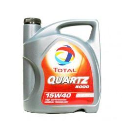 Total Quartz Diesel 5000 15w40 5L