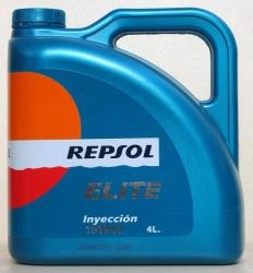 Repsol Elite Inyeccion 15W40 4L