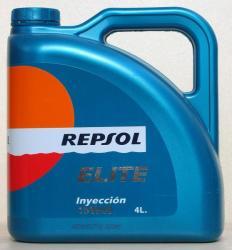 Repsol Elite Inyeccion 15W40 4L