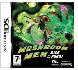 Gametrak Mushroom Men Rise of the Fungi (Nintendo DS)