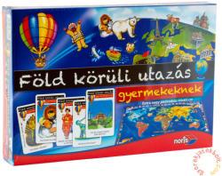 Noris Föld körüli utazás gyermekeknek