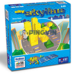 Huch & Friends City Skyline