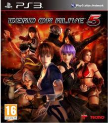 Tecmo Dead or Alive 5 (PS3)