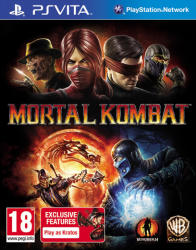 Warner Bros. Interactive Mortal Kombat (9) (PS Vita)