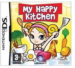 Ubisoft My Happy Kitchen (Nintendo DS)