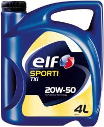 Elf Sporti TXI 20W50 4 L