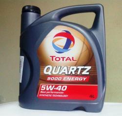 Total Quartz 9000 Energy 5w40 4L