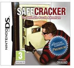 The Adventure Company Safecracker The Ultimate Puzzle Adventure (Nintendo DS)