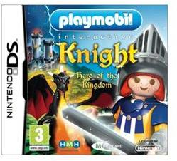 MIndscape Playmobil Knight Hero of the Kingdom (Nintendo DS)