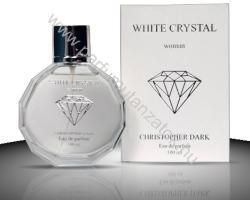 Christopher Dark White Crystal Woman EDP 100ml