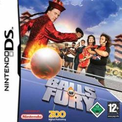 DSI Games Balls of Fury (Nintendo DS)