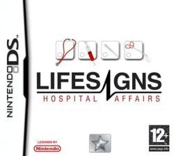 JoWooD Lifesigns Hospital Affairs (Nintendo DS)