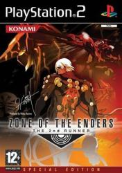 Konami Zone of the Enders The 2nd Runner (PS2)