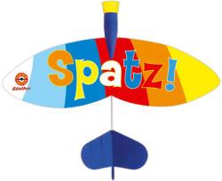 Günther Spatz kilőhető vitorlázó repülő