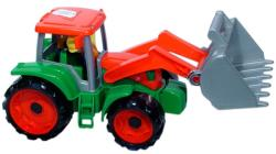 LENA Markolós Traktor Sofőrrel 33cm