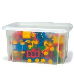 Wader Kid Cars kisautók dobozban - 36 db