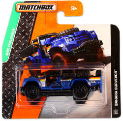 Mattel Matchbox Sahara Survivor
