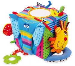 Baby Mix Cub educativ cu activitati multiple Happy Animals